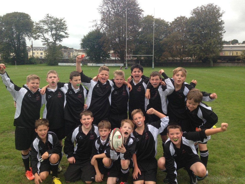 Blog 25.9.15 Year 7 Rugby