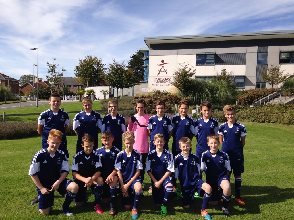 Blog 25.9.15 Year 8 Football