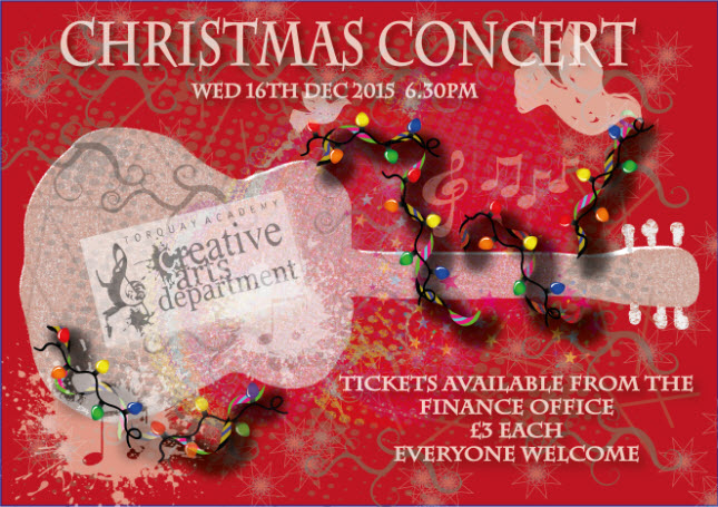 Christmas Concert poster 15