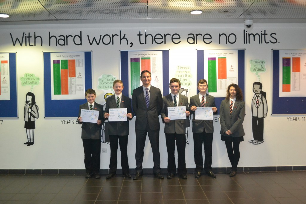 Blog 29.1.15 Student of the week 29.01.15