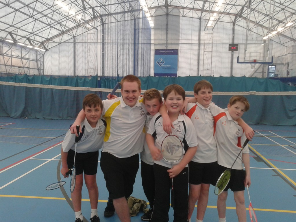 Blog 11.3.16 Badminton Boys