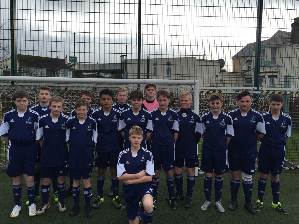 Yr 9 Football Team