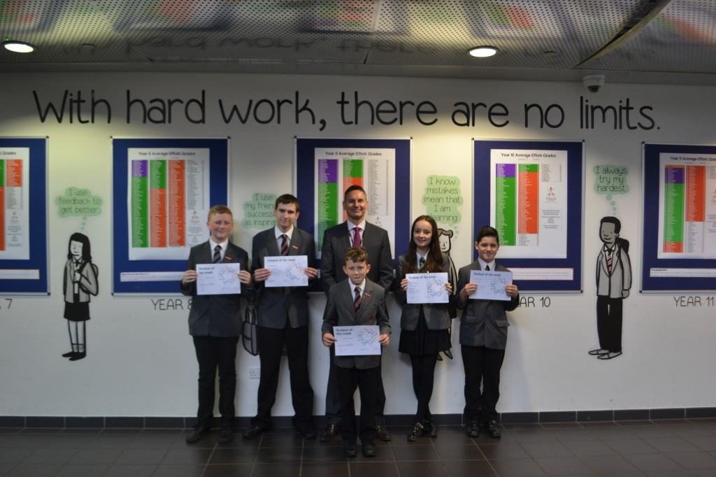15.04.16 Students of  the week