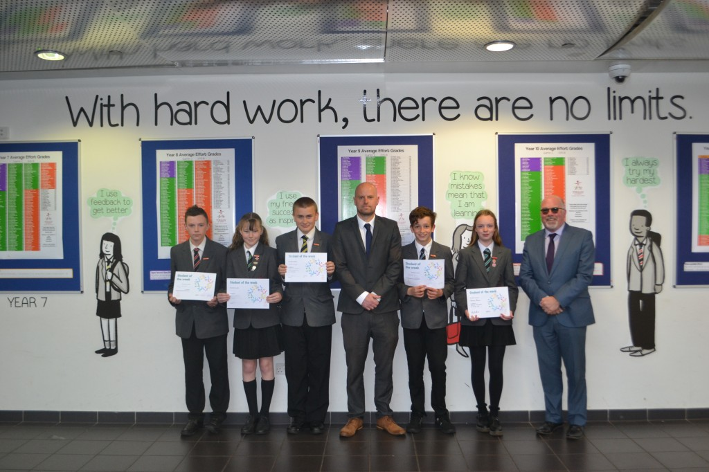 29.04.16 Students of the Week