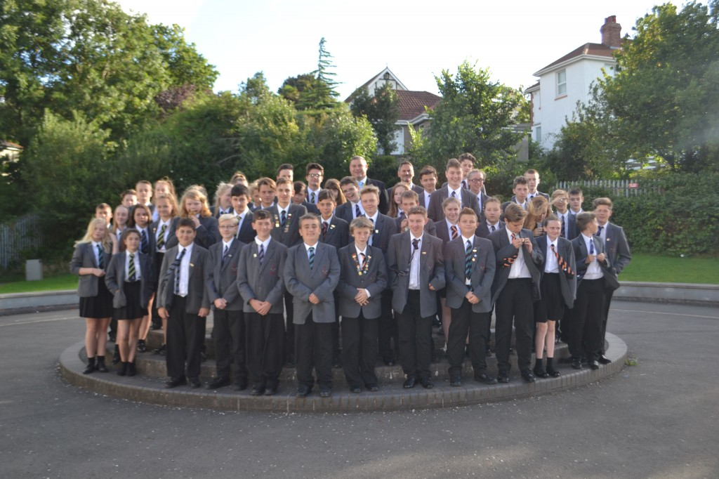 16.9.16 100% attendance Year 7 (now 8)