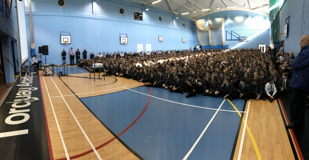 4.11.16 Whole School Assembly