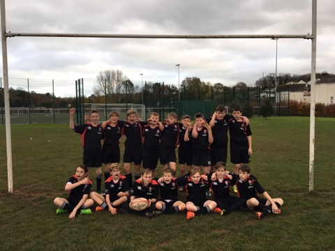 18.11.16 Year 8 Rugby