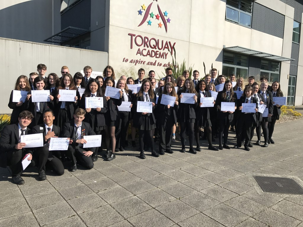 26.5.17 6th Form Certificates