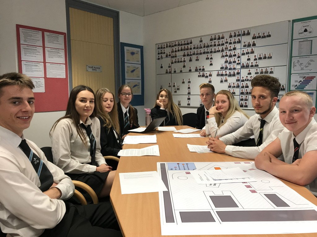 16.6.16 6th Form music meeting