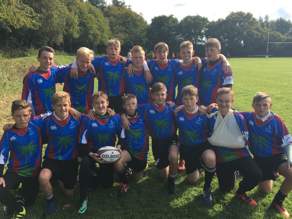 22.9.17 Year 9 Rugby