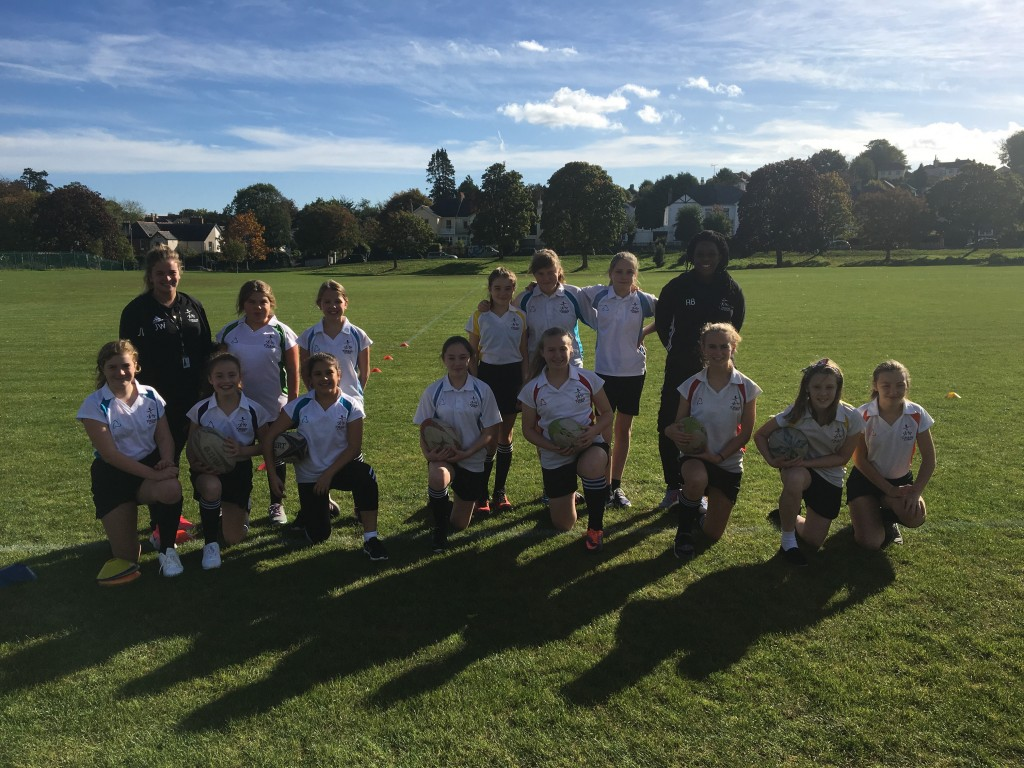 Girls U13 Rugby
