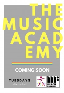 The Music Academy - Poster