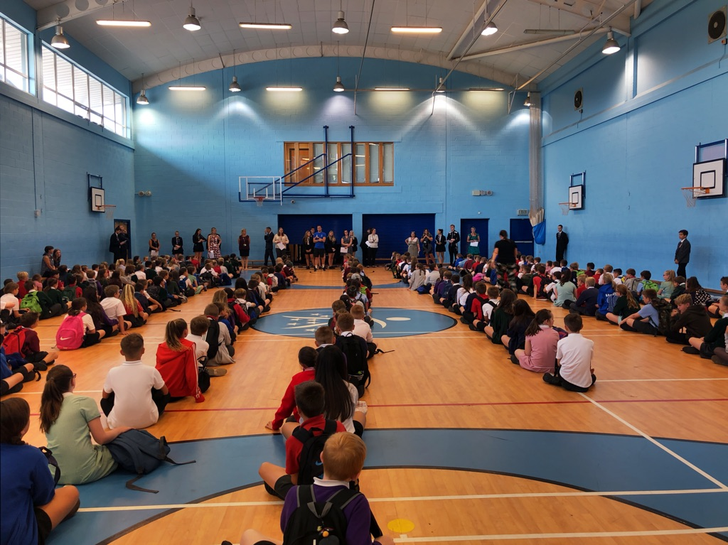 6.7.18 Y6 Induction Day