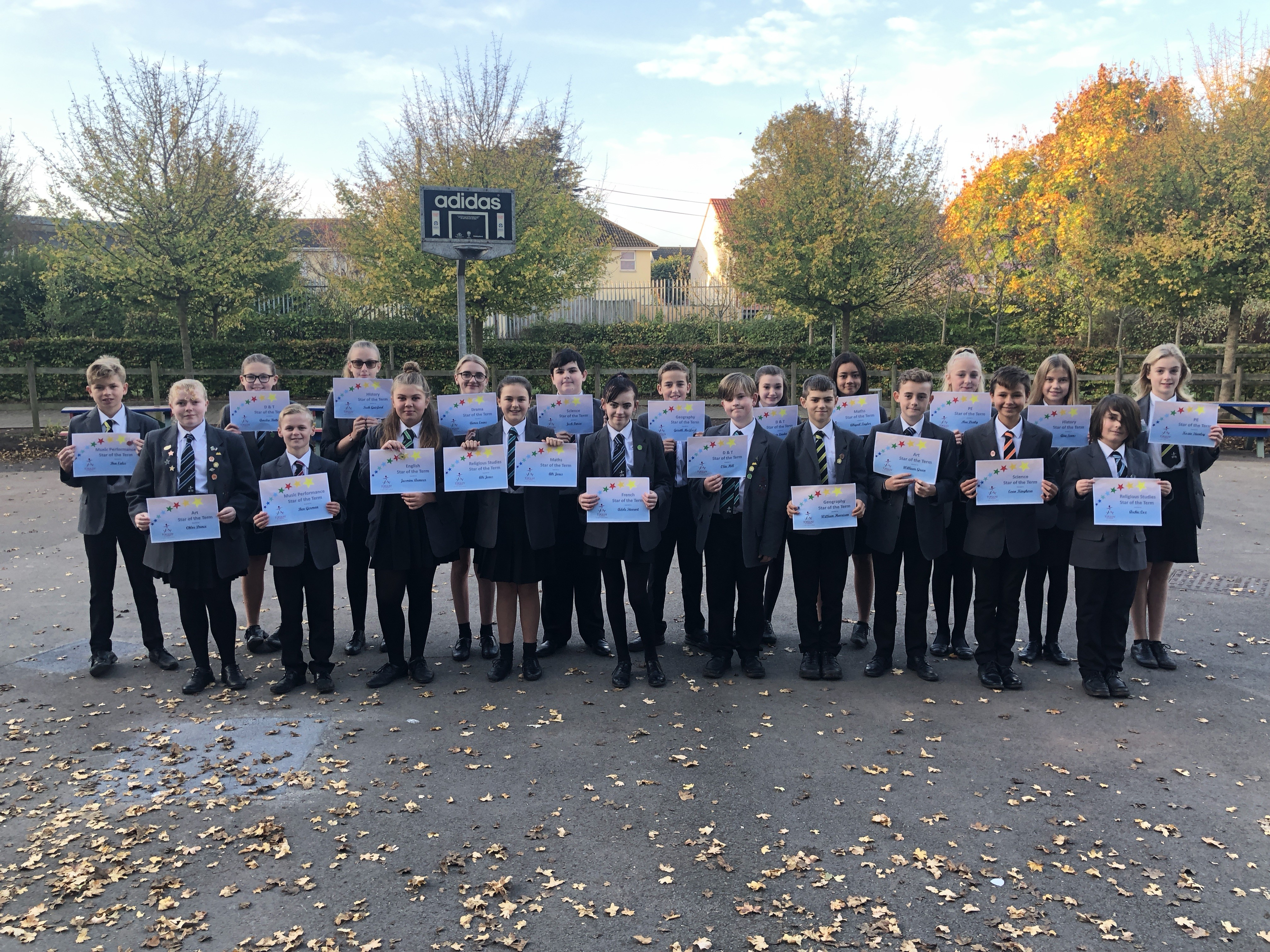 19.10.18 Stars of the Term