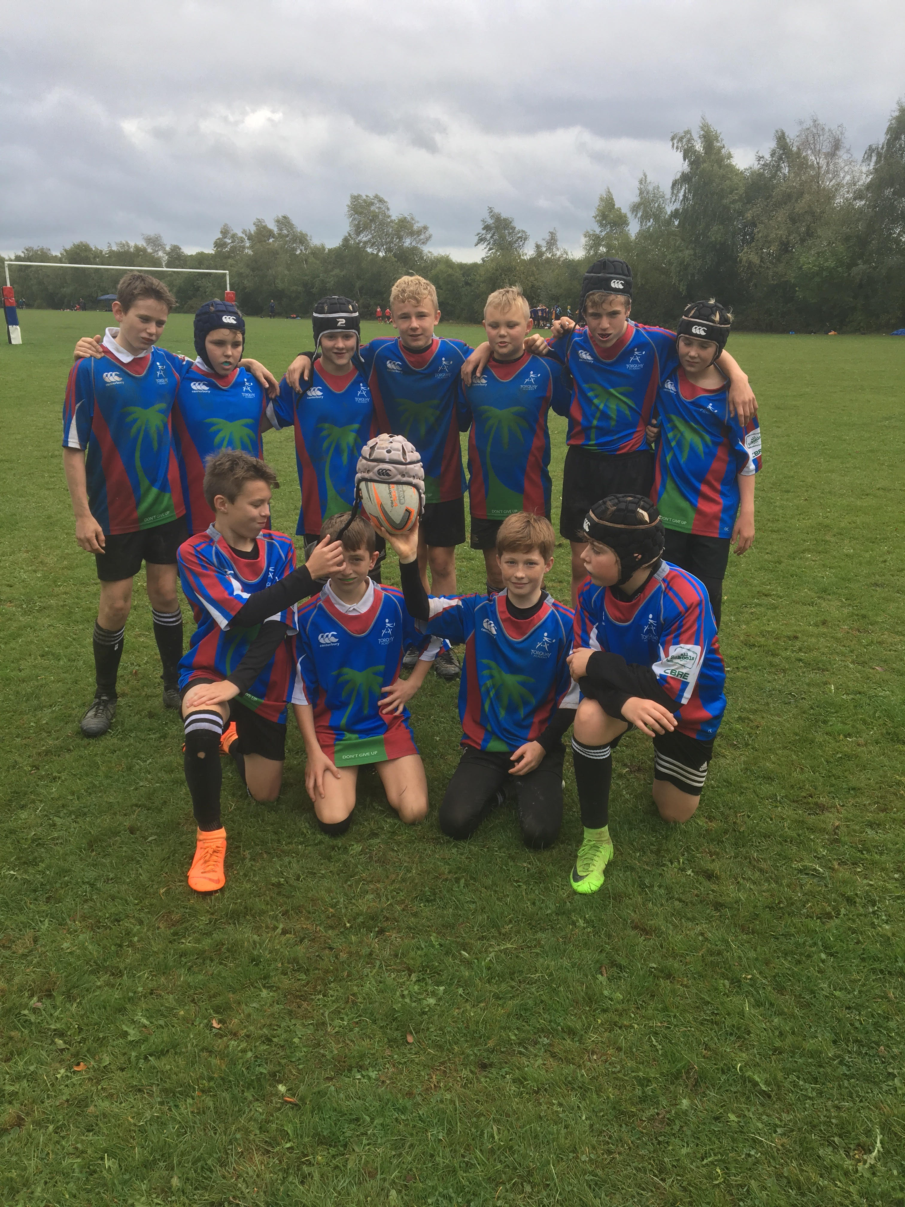 12.10.18 Year 8 Rugby