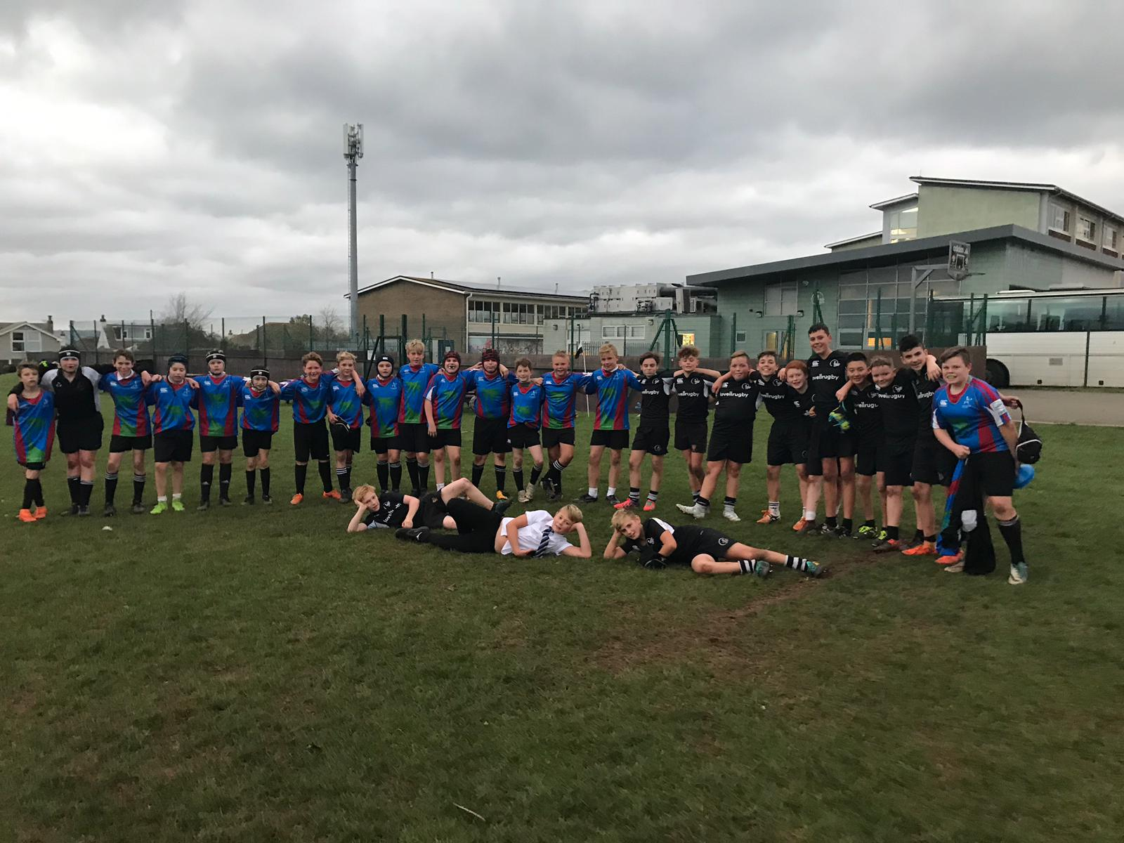 16.11.18 Year 8 Rugby